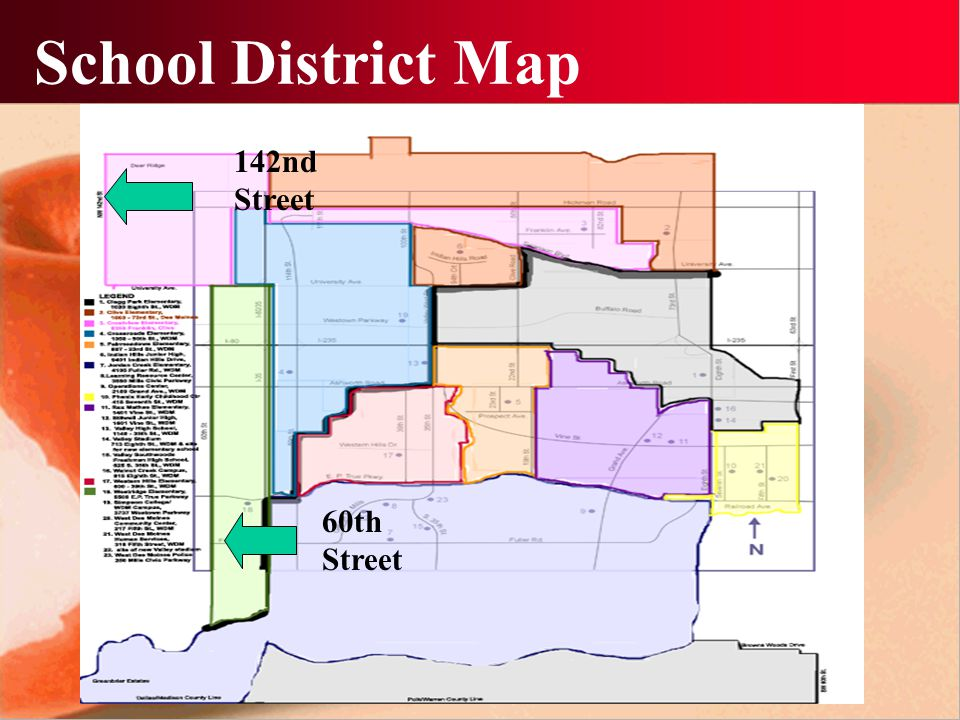 Good stuff to know!!!!!!!  District Boundaries versus City Boundaries