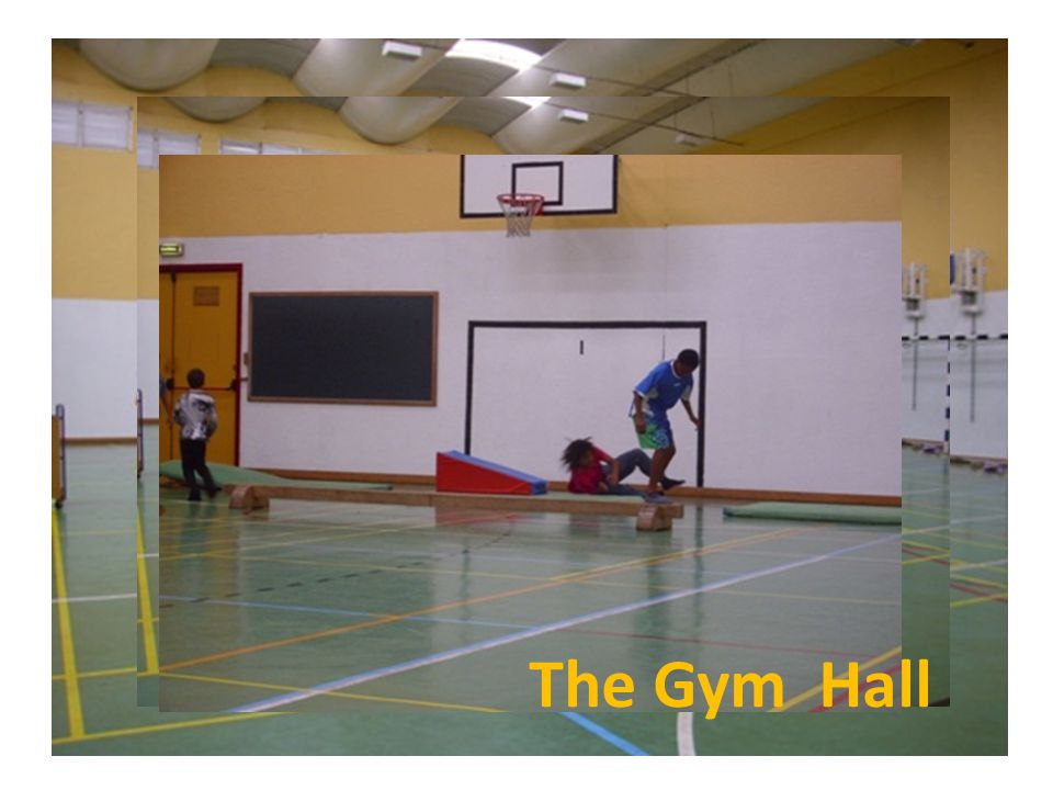 The Gym Hall
