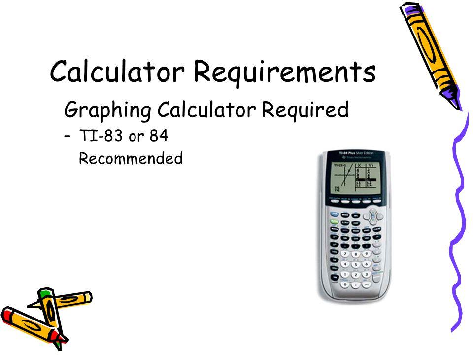 Grading Procedure Chapter Test Grades Quiz Grades Homework/Class Participation Grade Computation of Quarter Grade Mid-Term/Final Exam