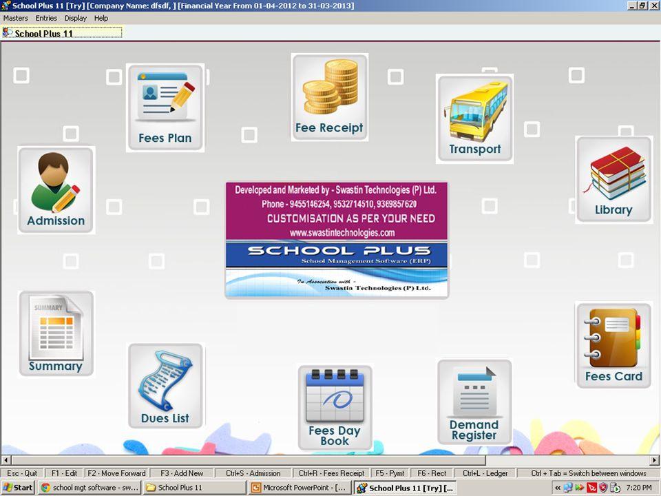 Intelligent Self Designable Architect Evaluator is fully flexible software.