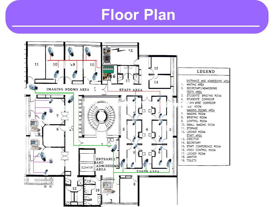 14 Floor Plan 9 16 2 The Location: MSR – Virtual Hospital Location: MSR – Virtual Hospital Floor Plan