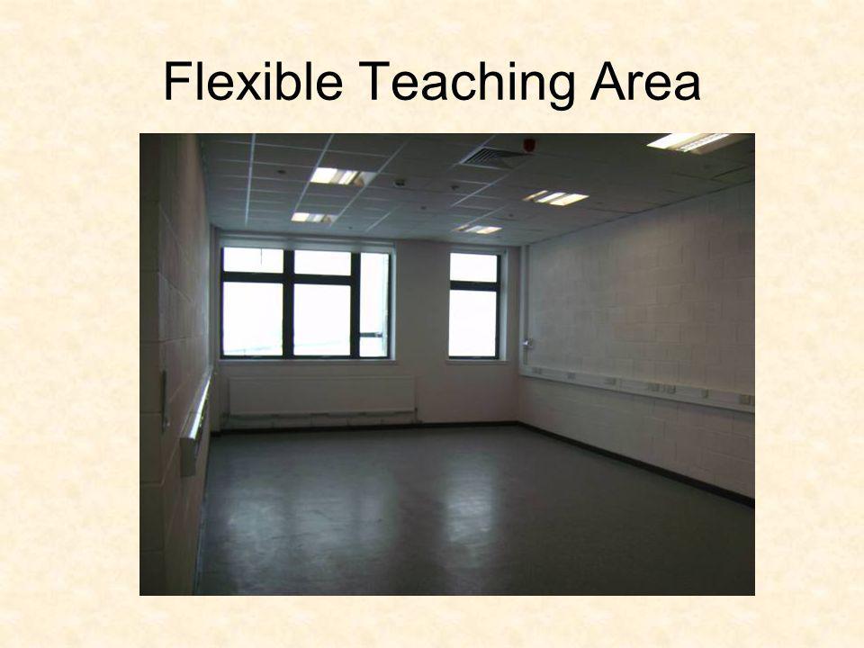 Flexible Teaching Area