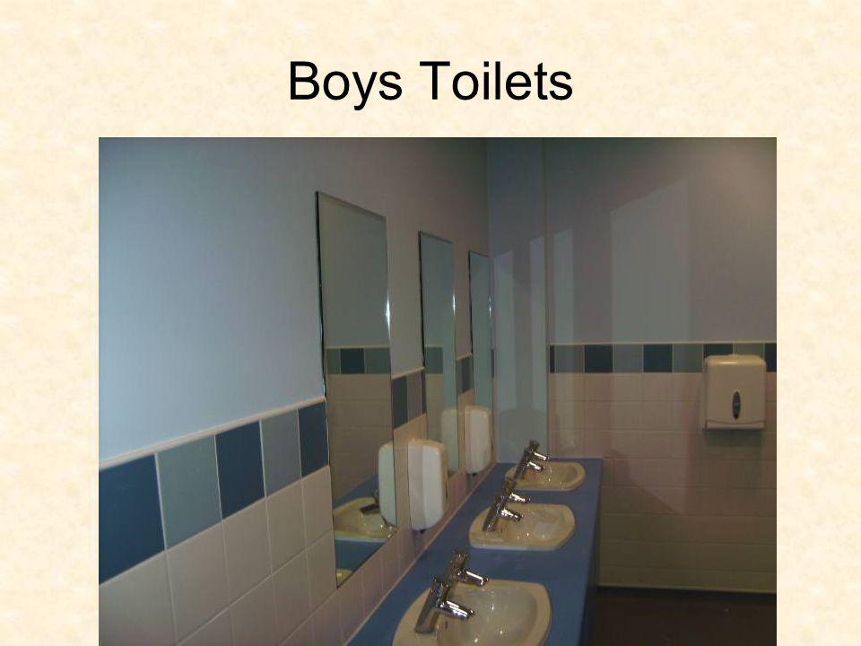 Boys Toilets