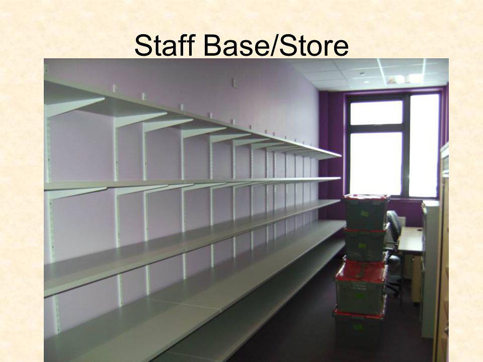 Staff Base/Store
