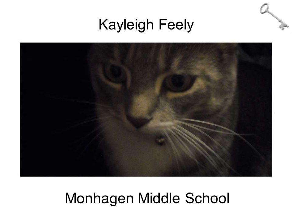 Kayleigh Feely Monhagen Middle School