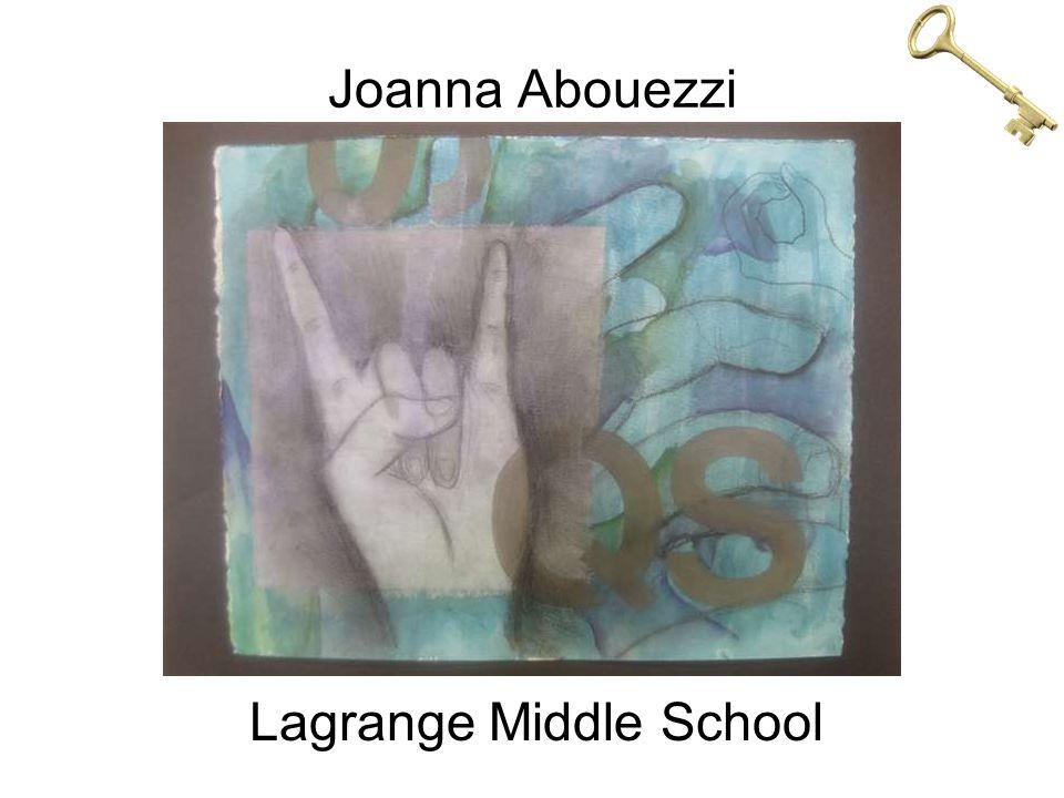 Joanna Abouezzi Lagrange Middle School