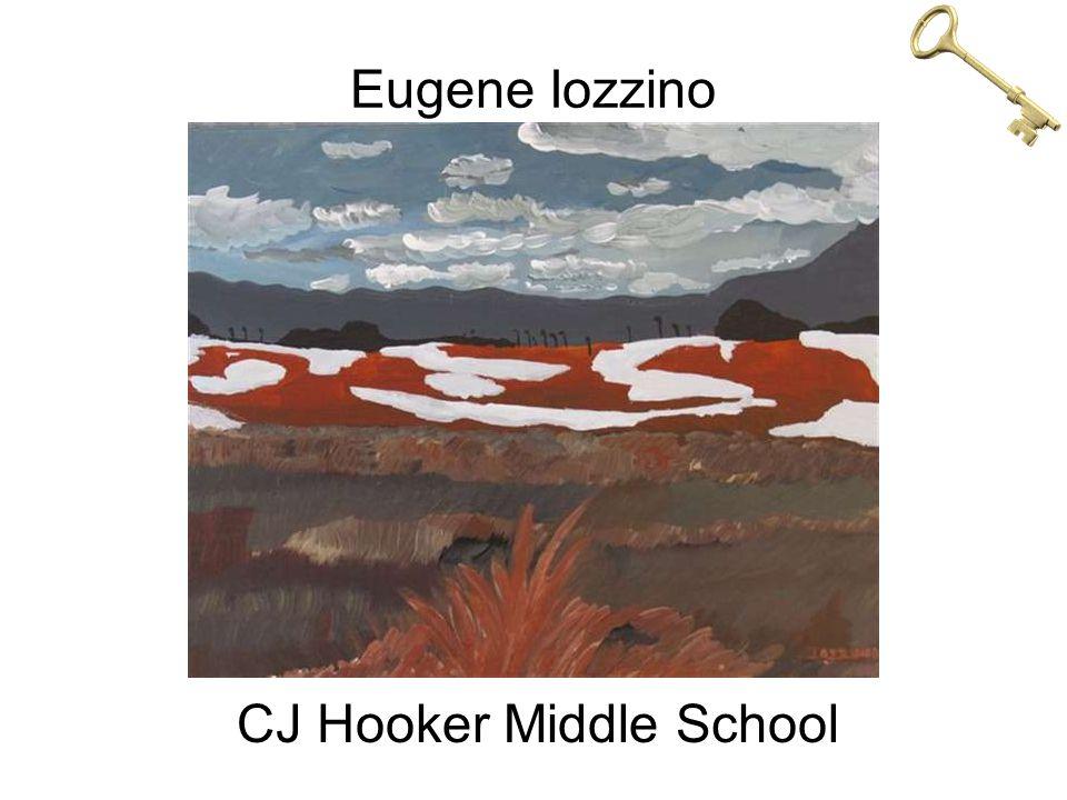 Eugene Iozzino CJ Hooker Middle School