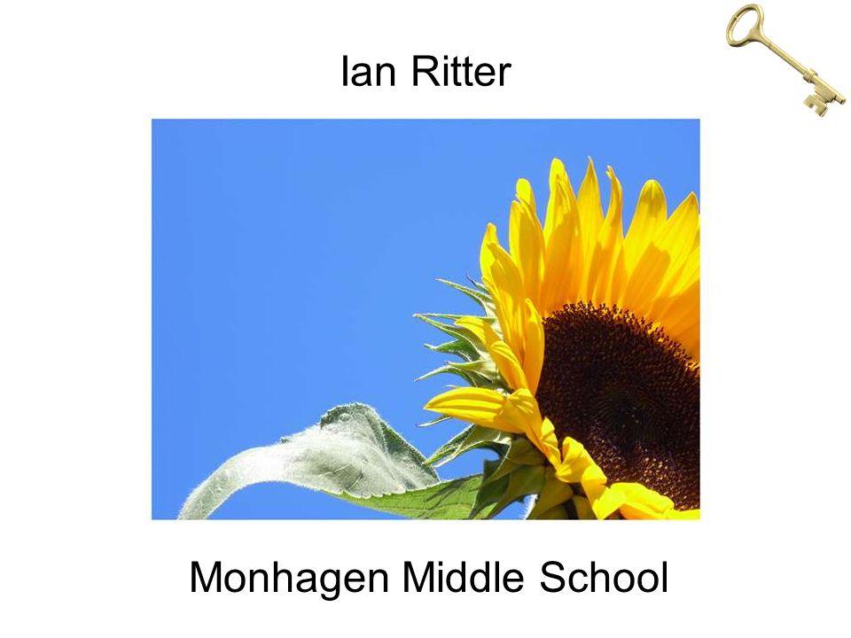 Ian Ritter Monhagen Middle School