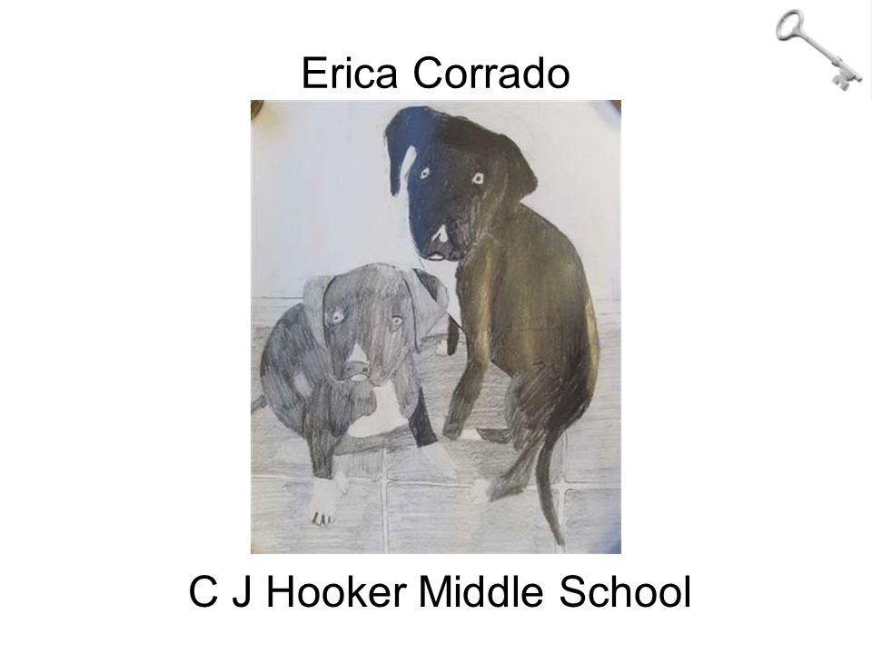 Erica Corrado C J Hooker Middle School