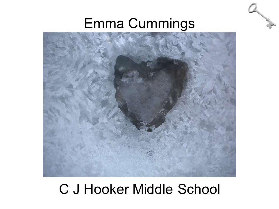 Caleigh Loughran C J Hooker Middle School