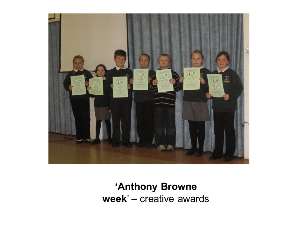 Into the forest, what do I see … KS1 cross-curricula ICT work to support Anthony Browne week