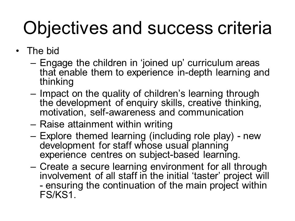 Outline of project Theme –Investigating creative approaches to curriculum development by exploring the use of local authority expertise in ICT and music.