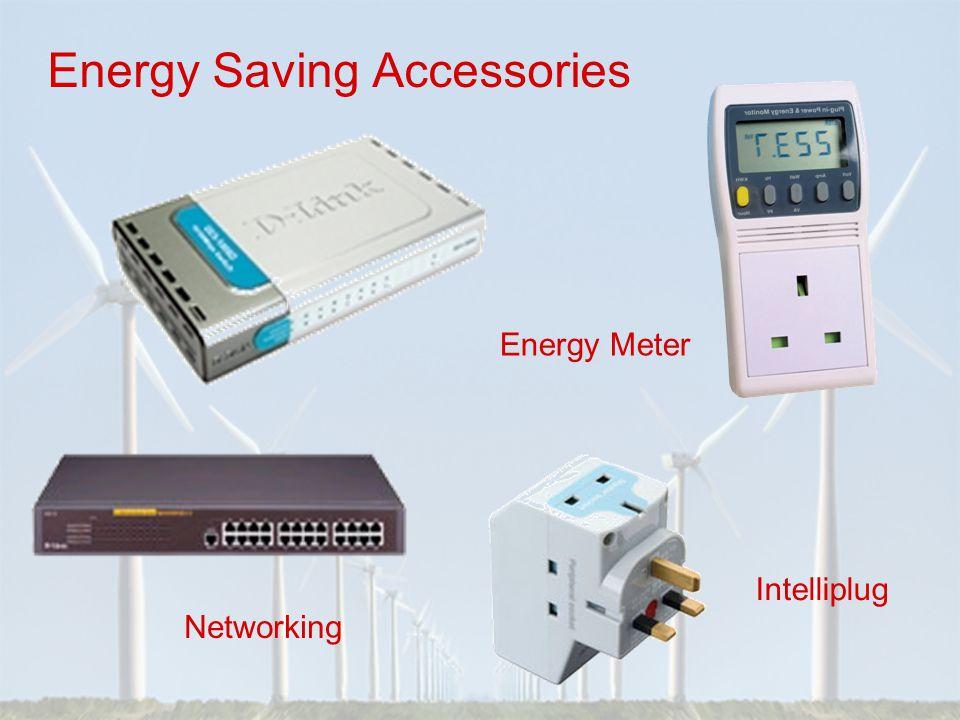 Energy Saving Accessories Networking Intelliplug Energy Meter