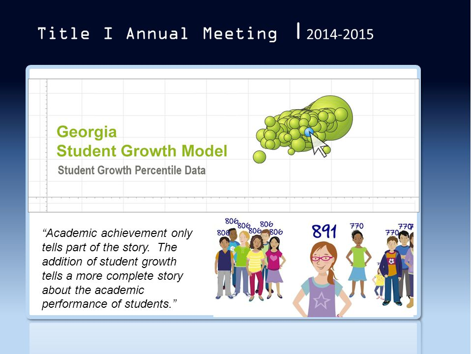 """Title I Annual Meeting 