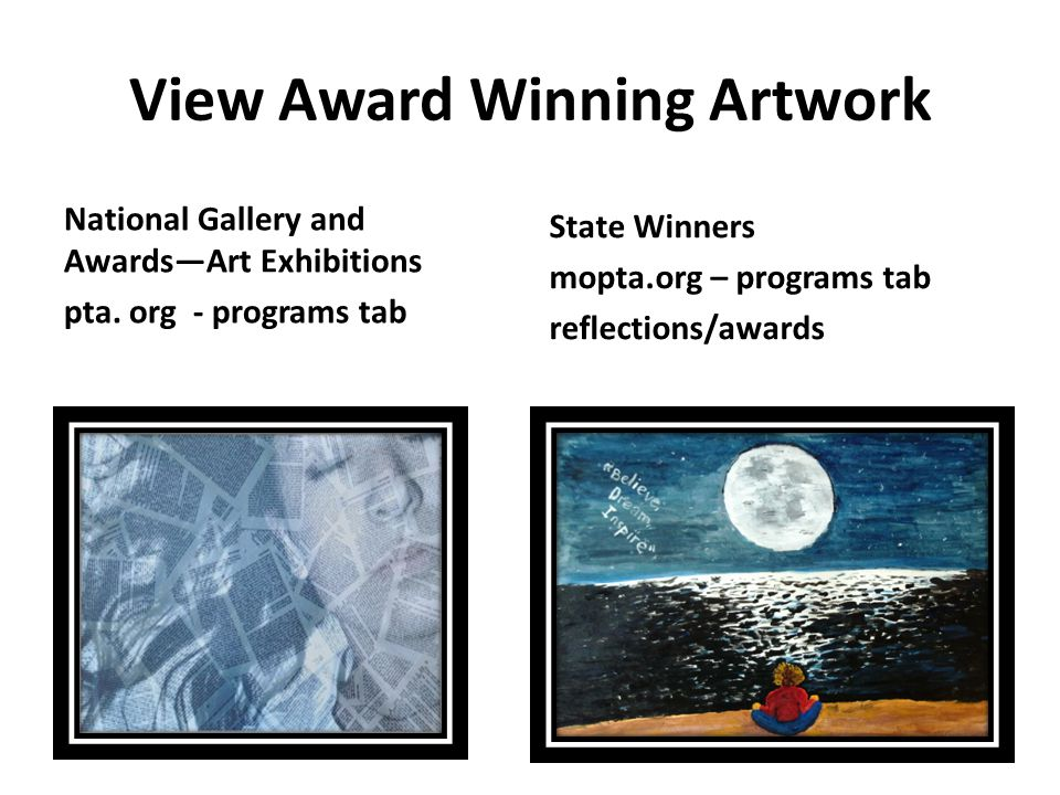 View Award Winning Artwork National Gallery and Awards—Art Exhibitions pta.