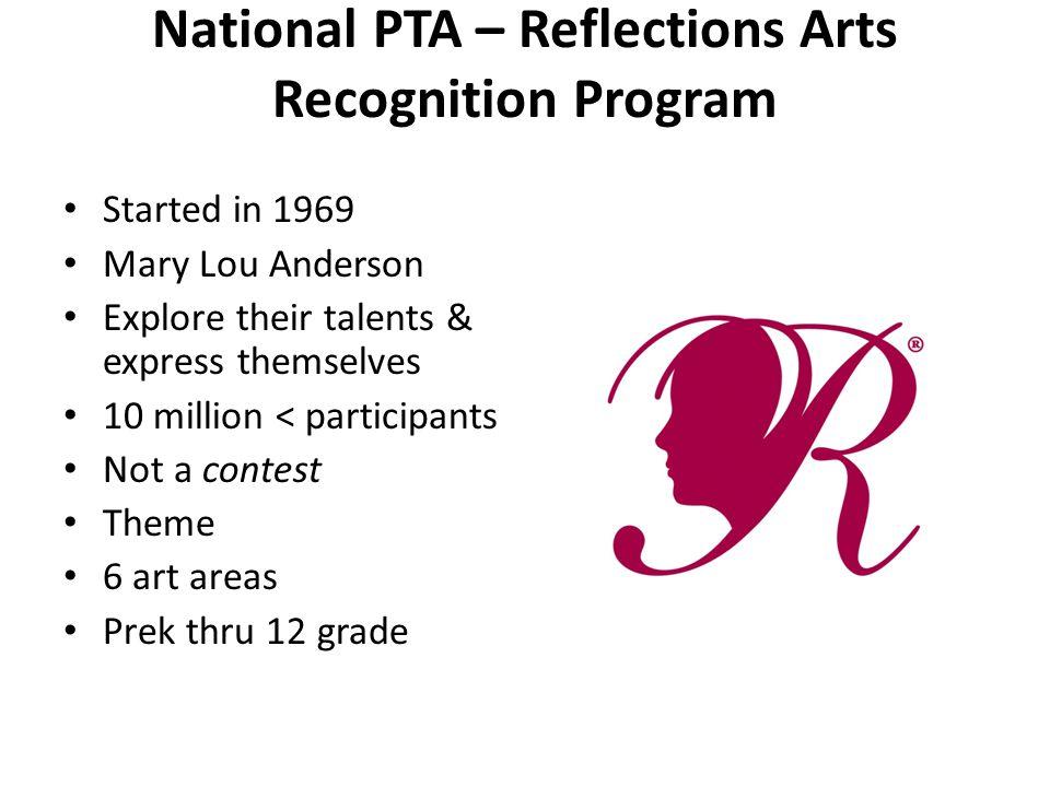 Judges Local professionals of the art categories Retired teachers College professors Parent volunteers