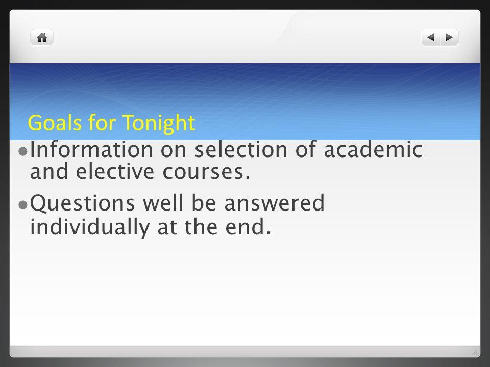 Materials Review Course Selection Sheet Course Descriptions http://www.mckinneyisd.net/parents/