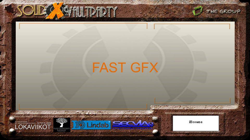 FAST GFX
