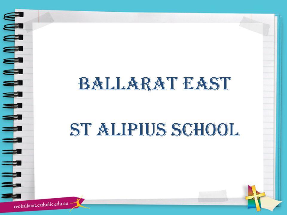 ballarat east st Alipius school