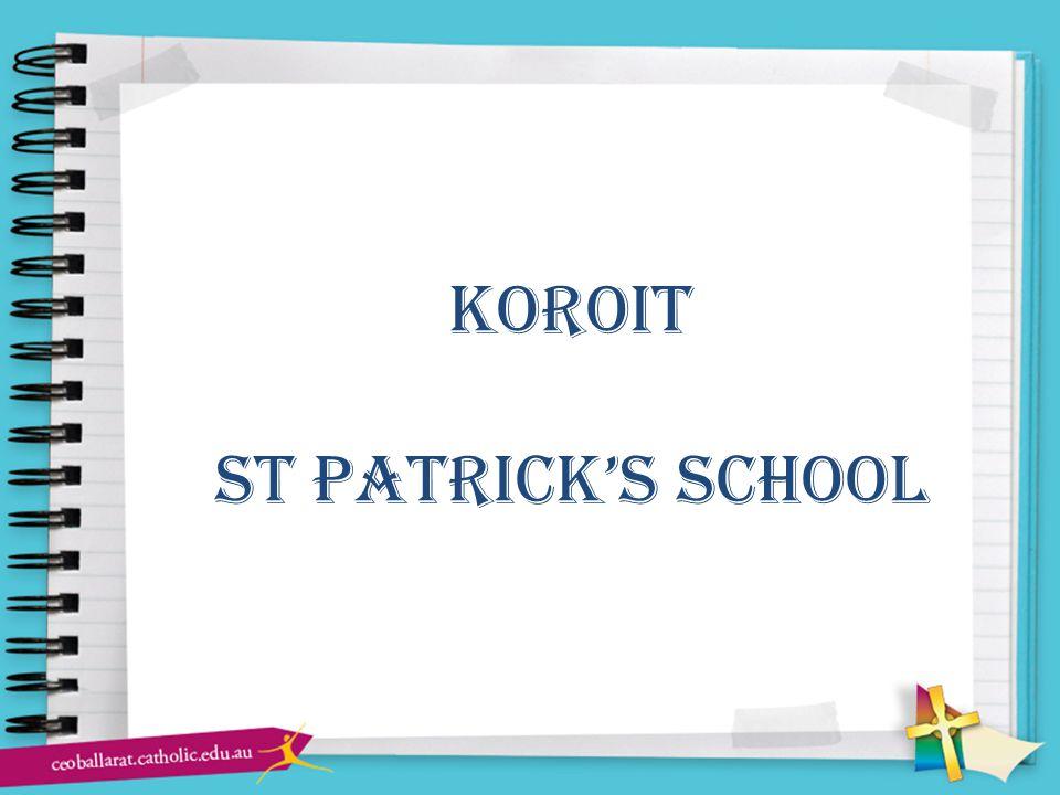 koroit st patrick's school