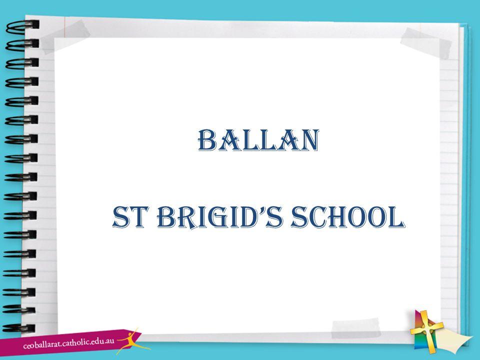 ballan st brigid's school
