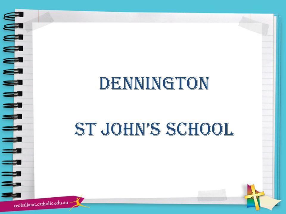 dennington st john's school