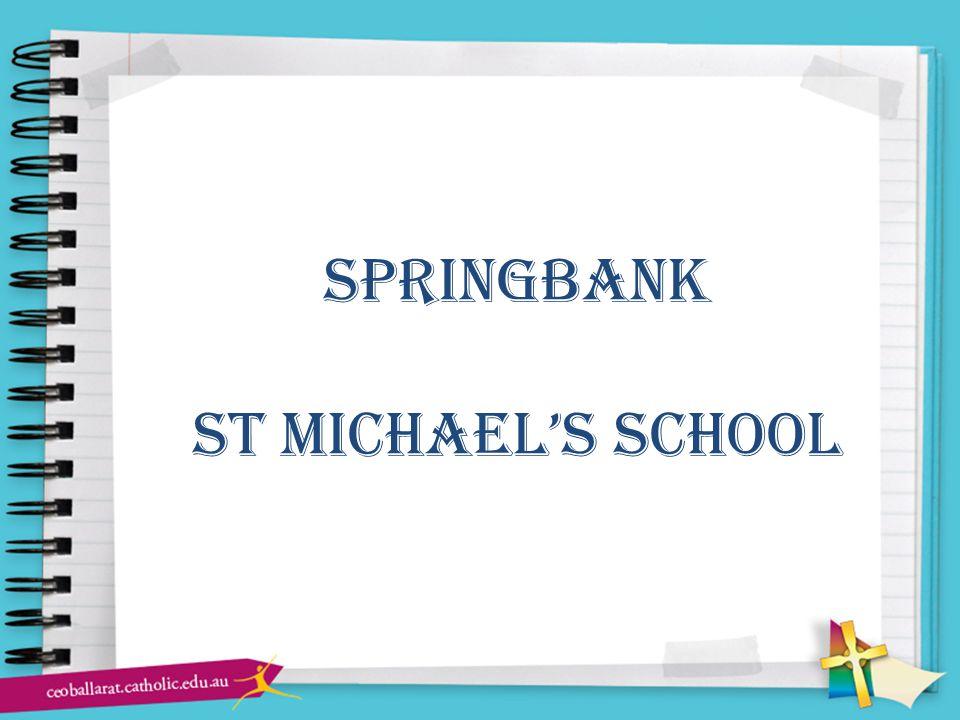 springbank st michael's school