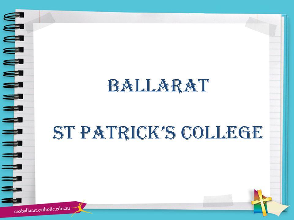 ballarat st patrick's college