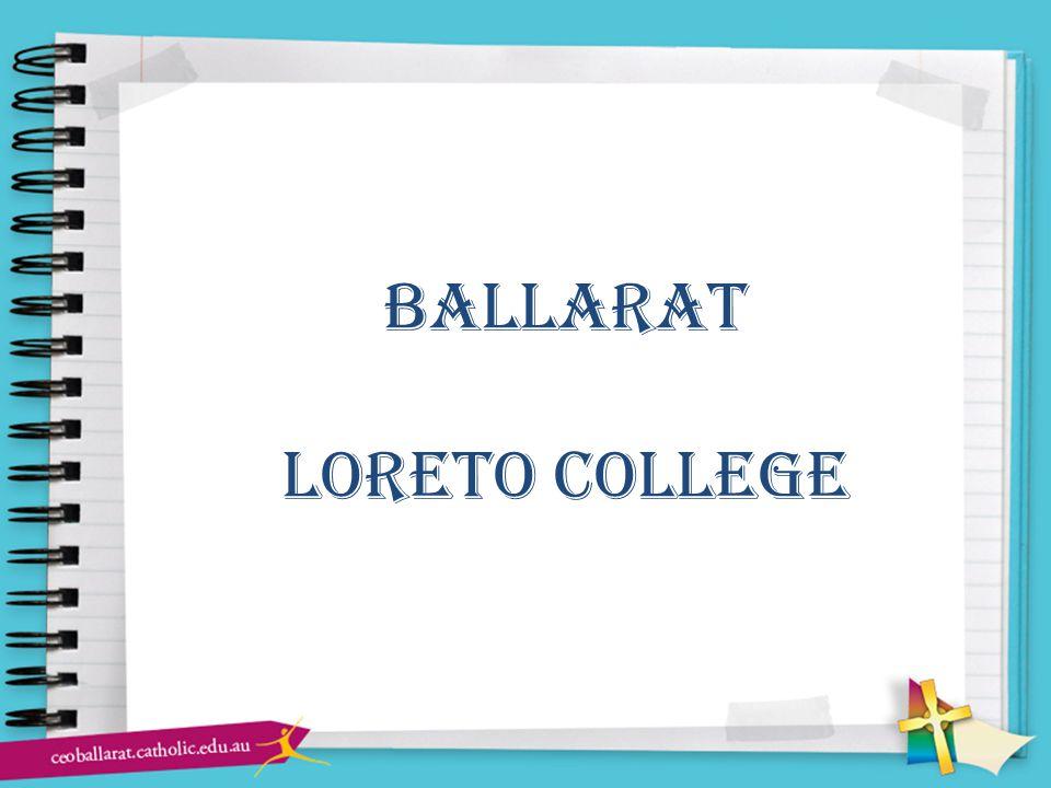 ballarat loreto college