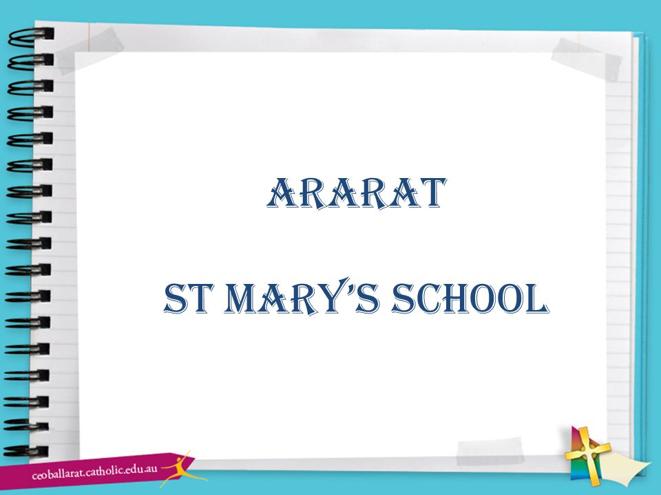 ararat st mary's school