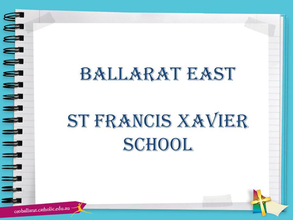 ballarat east st francis xavier school