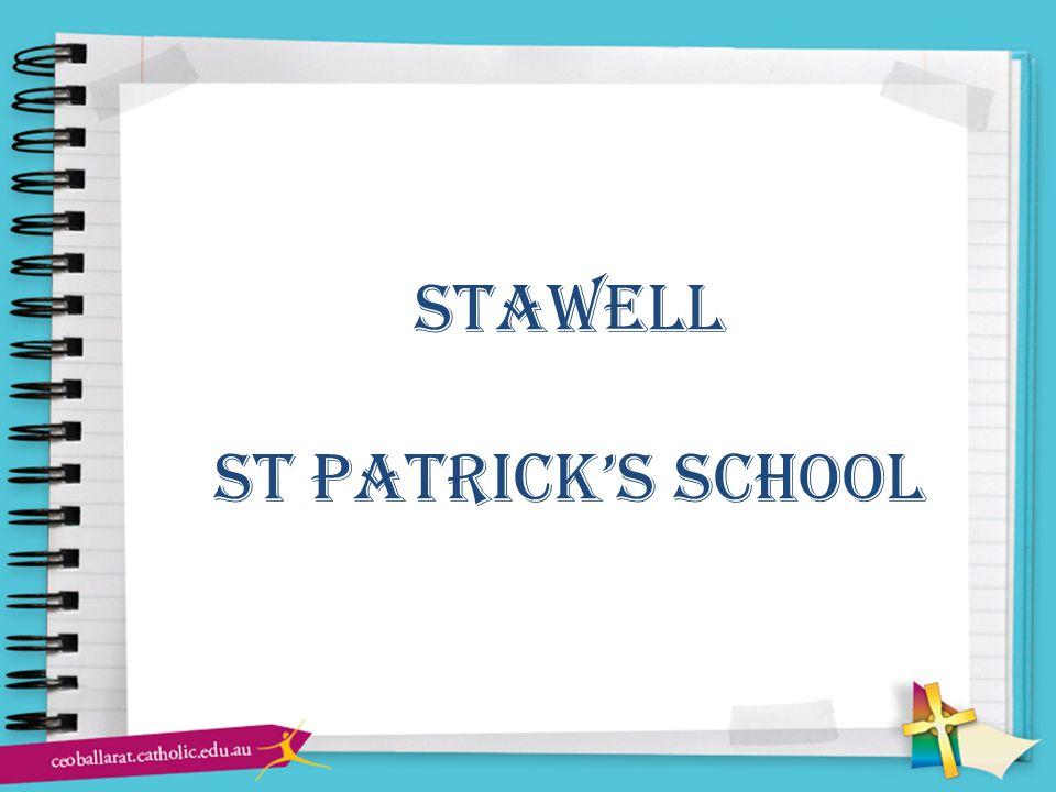 stawell st patrick's school