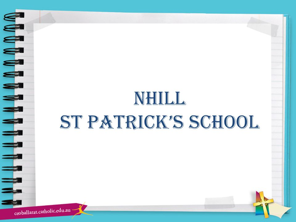 nhill st patrick's school