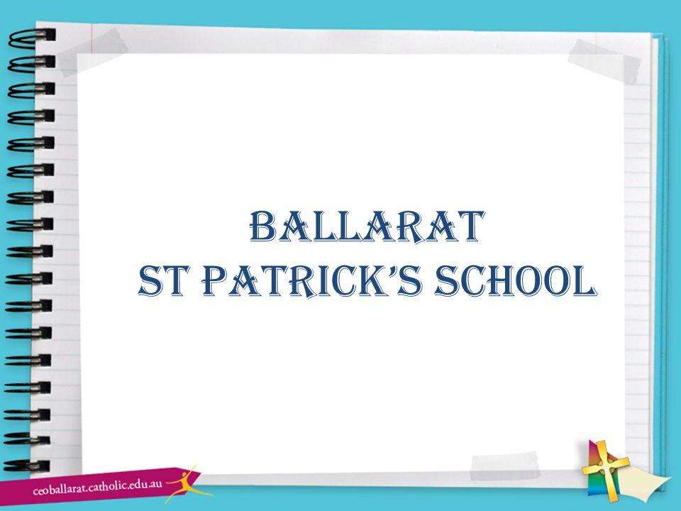 ballarat st patrick's school