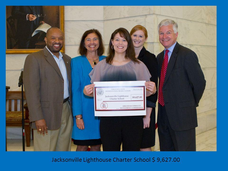 Jacksonville Lighthouse Charter School $ 9,627.00