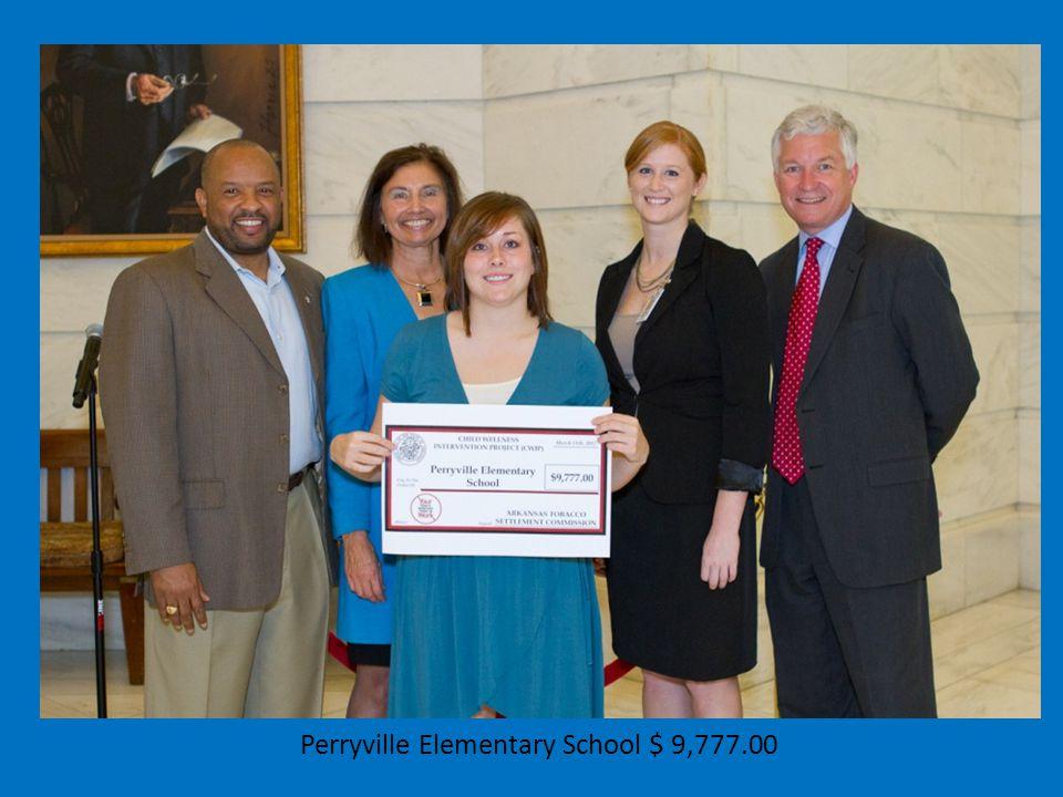 Perryville Elementary School $ 9,777.00