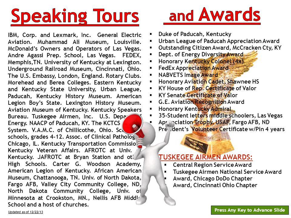 http://www.ket.org/cgi- bin/cheetah/watch_video.pl nola=KCWRS+000729 &altdir=&template= Press Any Key to Advance Slide Updated as of 12/23/13