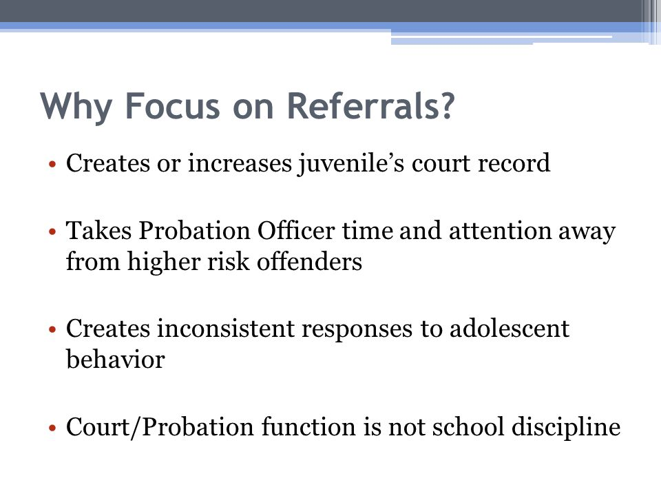Why Focus on Referrals.