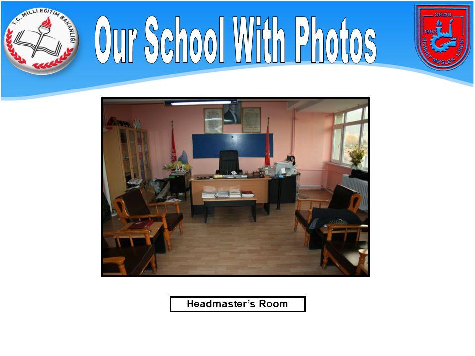 Headmaster's Room