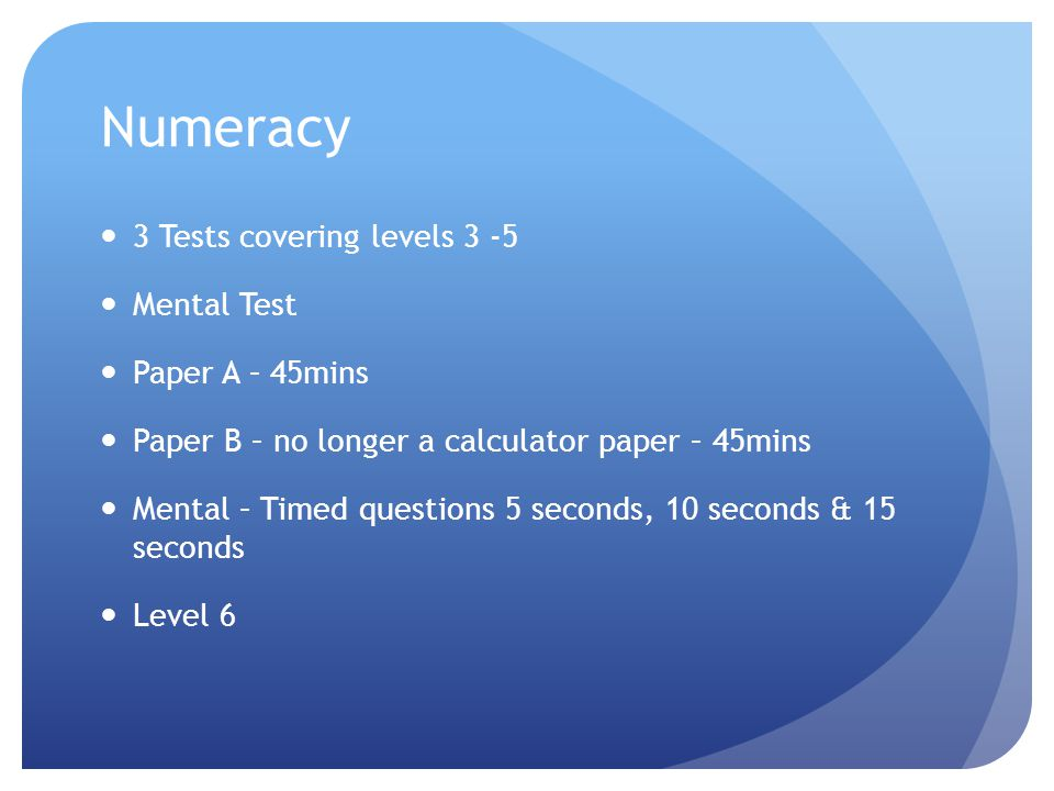 Reading - Support Accelerated reader – reading for purpose and enjoyment Understanding what they might be asked.