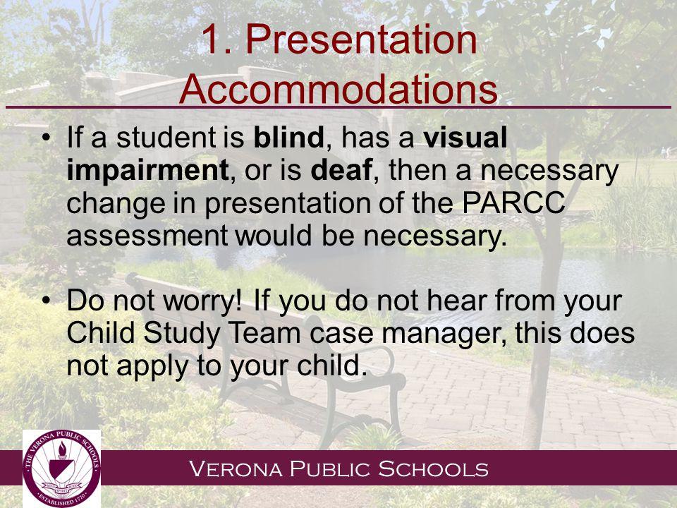 Verona Public Schools 1.