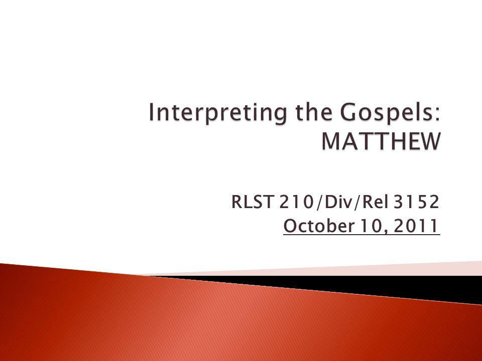 RLST 210/Div/Rel 3152 October 10, 2011