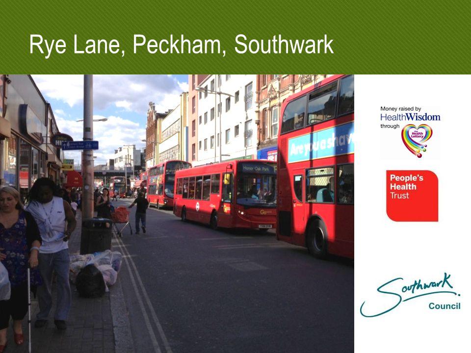 Rye Lane, Peckham, Southwark