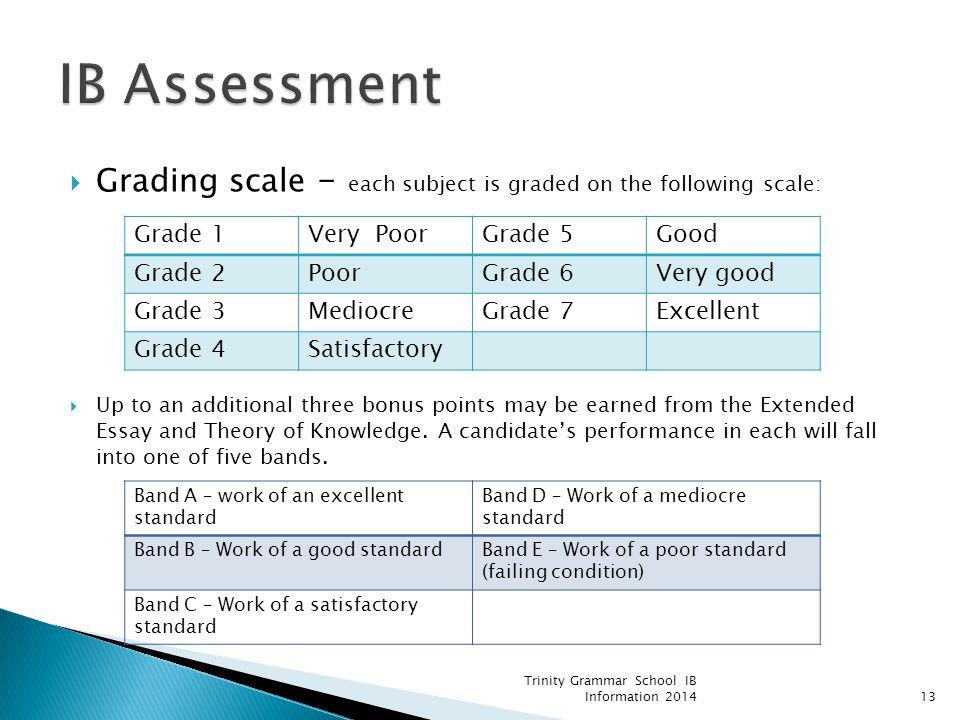 essay grading program