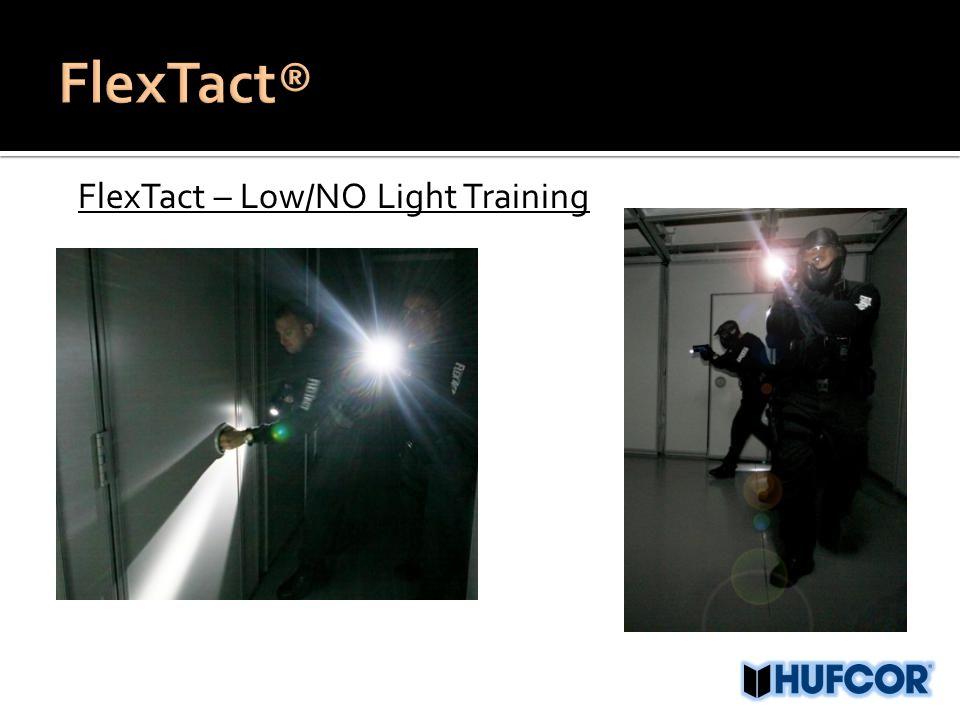 FlexTact – Low/NO Light Training