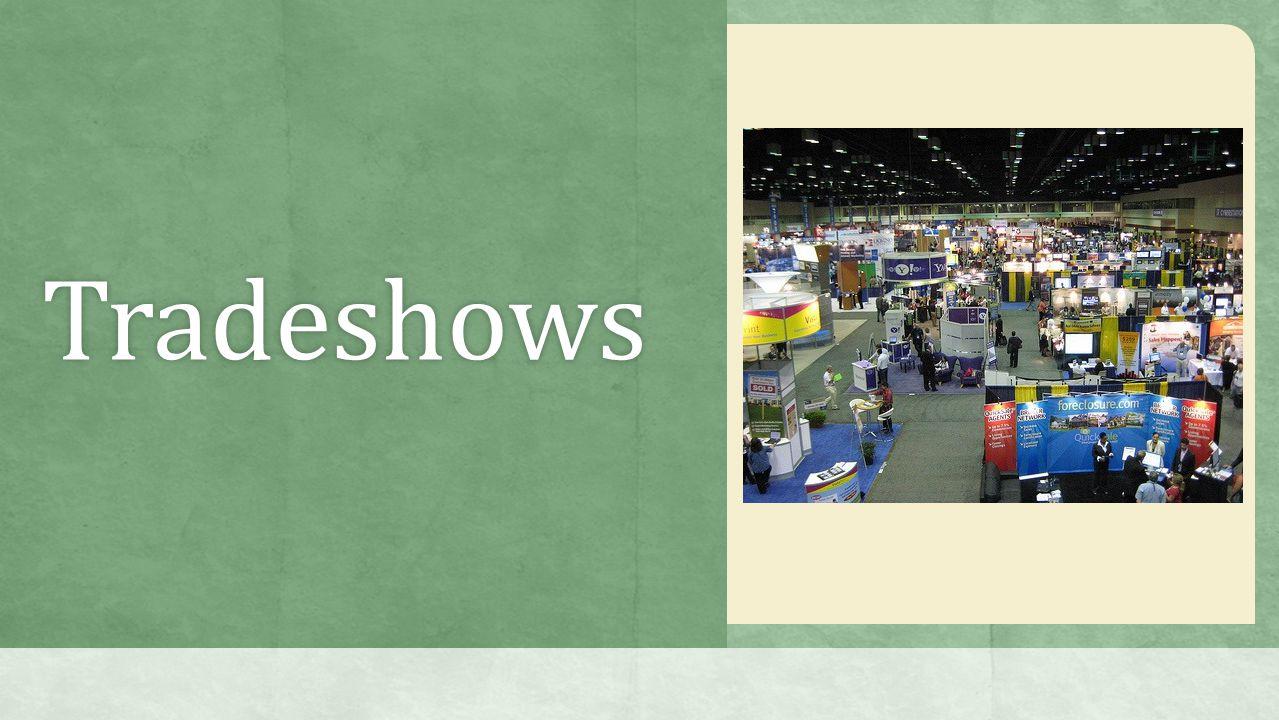 Tradeshows