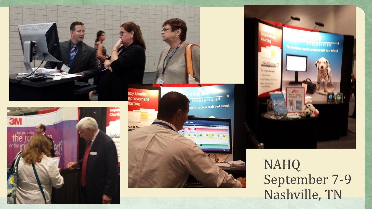 NAHQ September 7-9 Nashville, TN