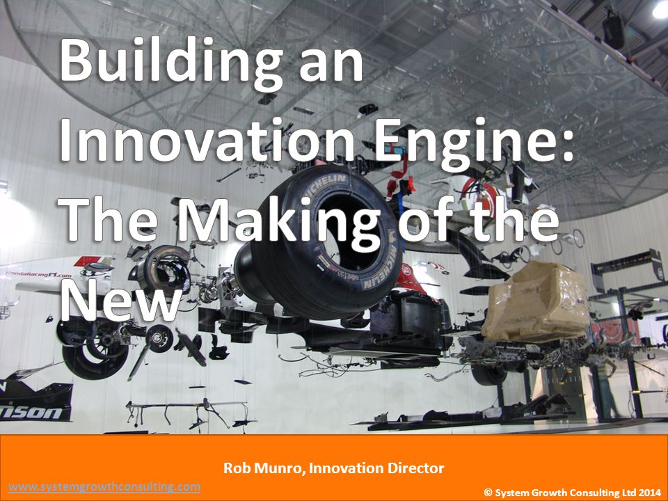 The word Innovation is everywhere & every business wants to be innovative .