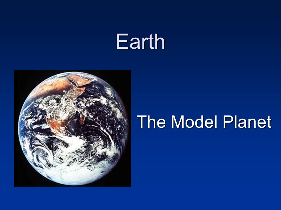 The Atmosphere's Structure Earth's atmosphere has both vertical and horizontal structure.