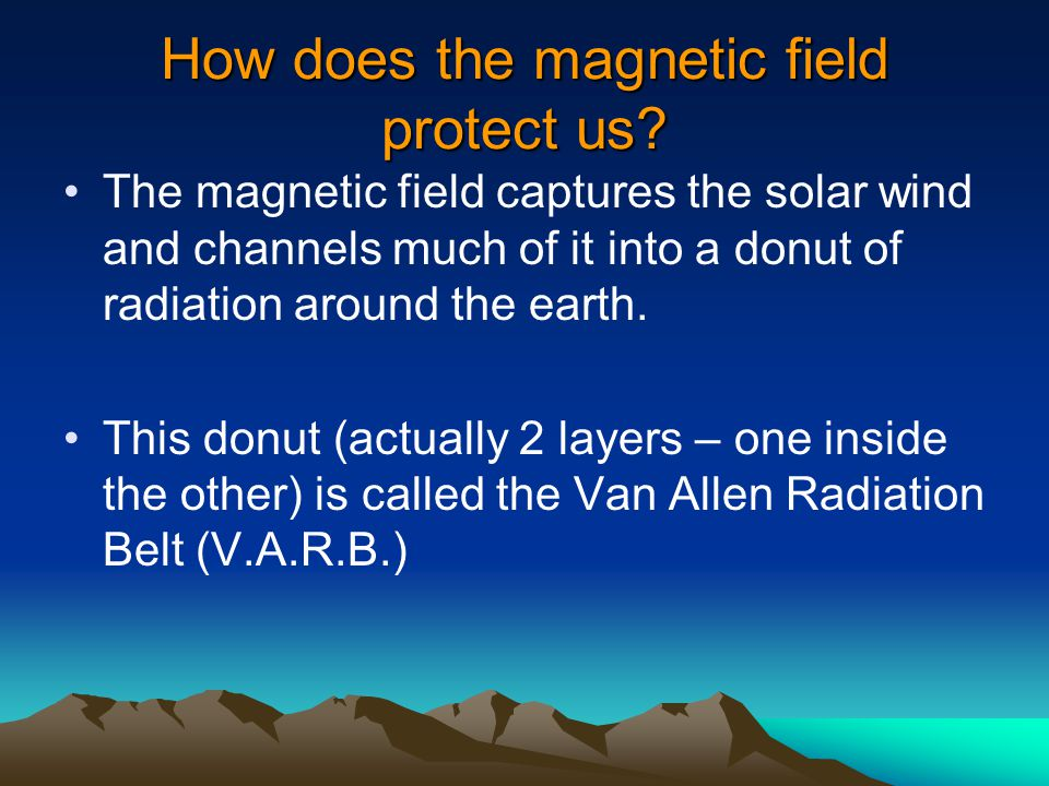 Solar Wind So what is the solar wind anyway? –It's radiation: extremely hot, high-energy, fast- moving charged particles (ions) given off by the sun.